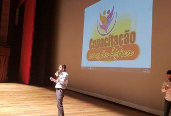 Palestras para 2000 alunos do curso de capacitação hoje na cidade das artes na Barra da Tijuca 4